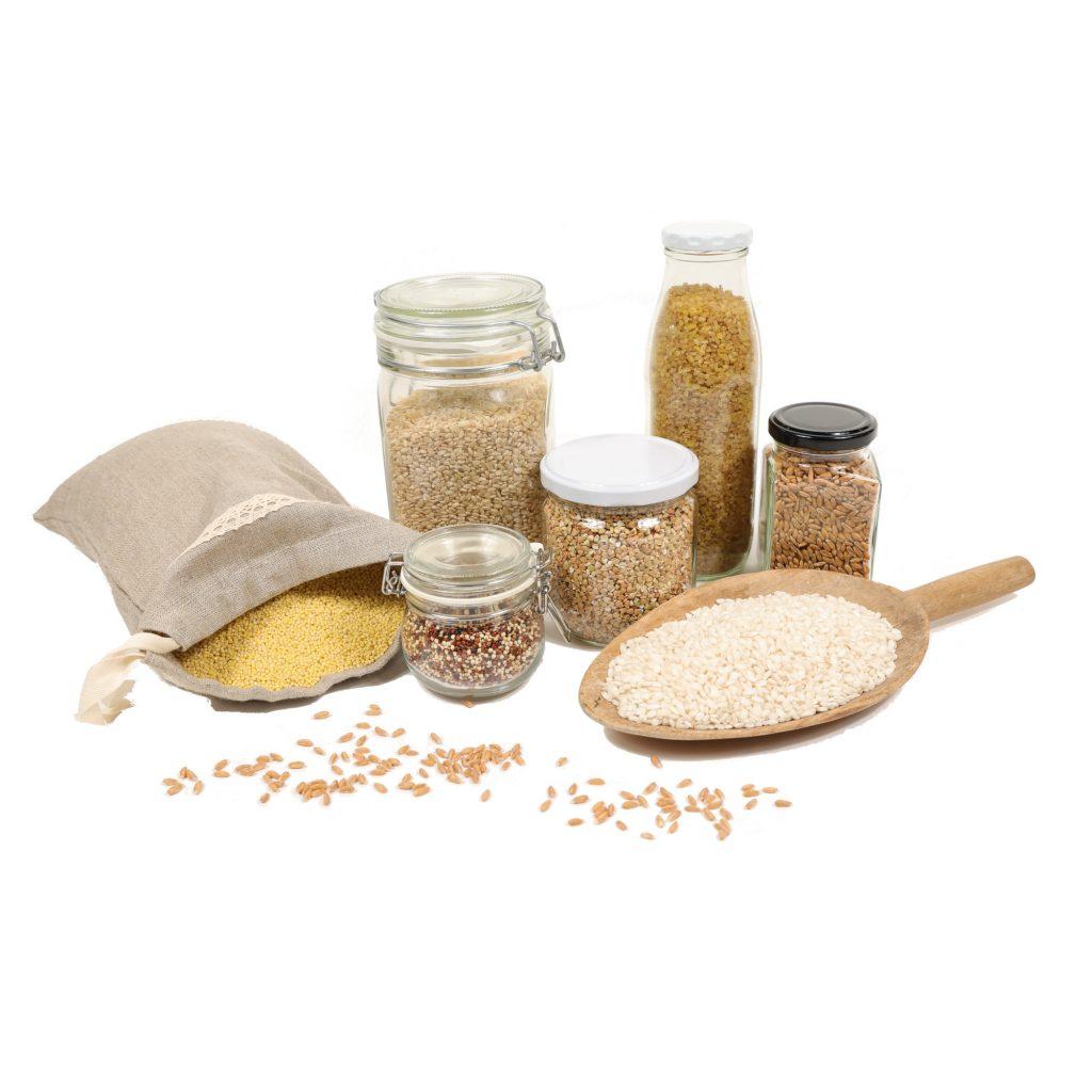Obilniny a ryža